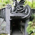 Entry to the Labyrinth