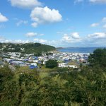 Foto de Pentewan Sands Holiday Park