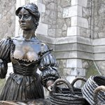 Molly Malone is not far!