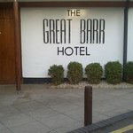 Foto de Great Barr Hotel