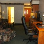Foto van BEST WESTERN Executive Inn & Suites