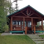 Foto de Glacier Outdoor Center Cabins
