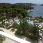 Foto de Amfora Hvar Grand Beach Resort