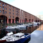 Foto van Holiday Inn Express Liverpool-Albert Dock
