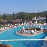 Foto van Sahra Su Holiday Village & Spa