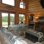 Log Spirit Bed and Breakfast Foto