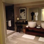 Master bathroom in sutie