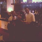 Emilio and colleague at the lobby bar.  Great drinks served by warm and friendly staff!