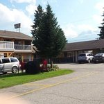 Photo de Swiss Chalet Motel