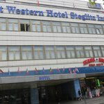 Photo de BEST WESTERN PLUS Hotel Steglitz International Berlin
