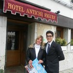 Photo de Hotel Antiche Figure