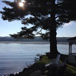 Foto di The Lake House at Ferry Point Inn