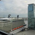 Foto de Moevenpick Hotel Amsterdam City Center