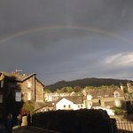 Rainbow over Ambleside