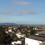 Lovely view of Llanelli coastline from our bedroom