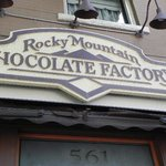 Rocky Mountain Chocolate Factory in Durango!