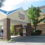 Fairfield Inn & Suites Salt Lake City Airport照片