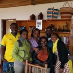 The MTS team in training @ Amazing Retreat Kenya
