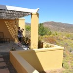 Photo de Sanbona Wildlife Reserve - Tilney Manor, Dwyka Tented Lodge, Gondwana Lodge