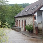 Self Catering property that houses The Cider Barrel, The Granary & the The Hay Loft