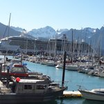 Foto van Holiday Inn Express Seward Harbor