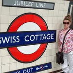 Good tube connections 2 mins from hotel!