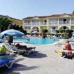 the best pool and sun beds