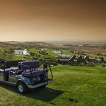 Buggie Cortesy Car by Casino Club de Golf Suite Retamares Art Gourmet