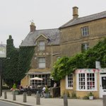 The Swan Inn - close to Windrush and great food
