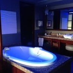 Soaker Tub with lights