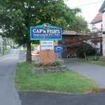 Foto de Cap'n Fish's Waterfront Inn
