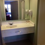 Bathroom in Room 415