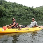 Kayaking the Wailua!