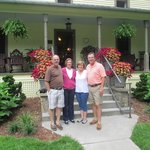 The Buck House Inn on Bald Mountain Creek resmi