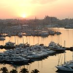 Sunrise over Palma