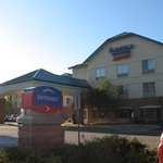 Φωτογραφία: Fairfield Inn & Suites Denver Airport