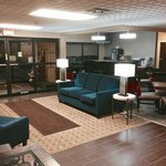 Comfort Inn Dayton/Huber Heights Truly Yours Lobby