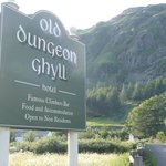 Foto de The Old Dungeon Ghyll Hotel