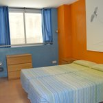 Clean bedsheet and spacious room
