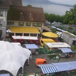 Photo de Hotel Lowen am See Zug