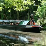Canal Barge Trip