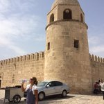 Sousse Medina about 5min in taxi