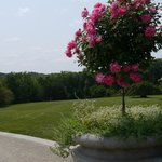 Boerner Botanical Gardens - view over the grounds of Whitnall Park