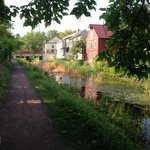 Foto di Porches on the Towpath
