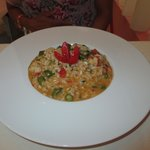 My risotto which I could not recommend