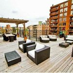 Paradyme(2 bedrooms) rooftop lounge: 1000 15th Ave. SW