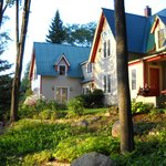Foto de Red Elephant Inn Bed & Breakfast