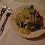 THE BEST CAESAR'S SALAD you will EVER EAT. EVER!