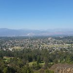 View of the San Gabriel Valley