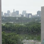 View of Imperial Palace Grounds